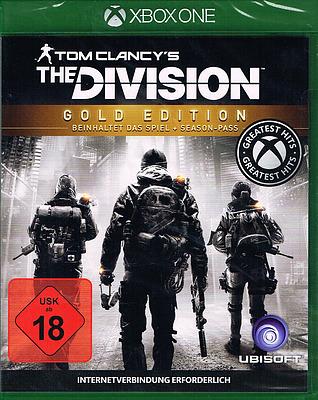Einfach und sicher online bestellen: Tom Clancys The Division Gold Edition  in Österreich kaufen.