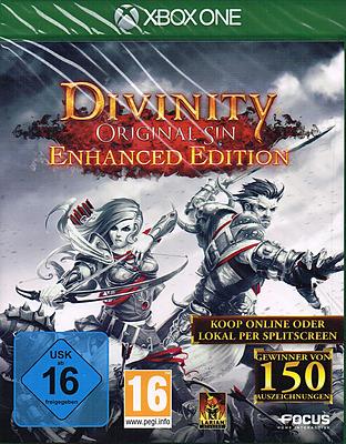 Einfach und sicher online bestellen: Divinity: Original Sin Enhanced Edition in Österreich kaufen.