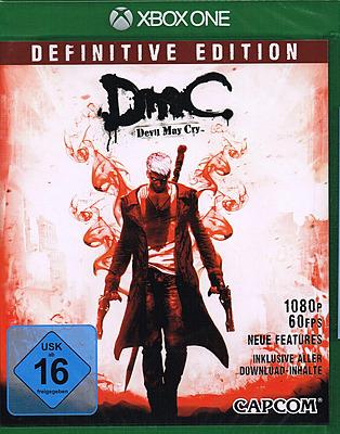 Einfach und sicher online bestellen: DmC Devil May Cry Definitive Edition in Österreich kaufen.