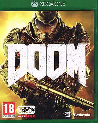Einfach und sicher online bestellen: DOOM D1 Edition + 4 DLCs (AT-PEGI) in Österreich kaufen.