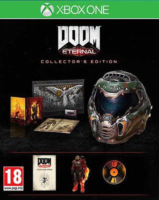 Einfach und sicher online bestellen: DOOM Eternal Collectors Edition in Österreich kaufen.