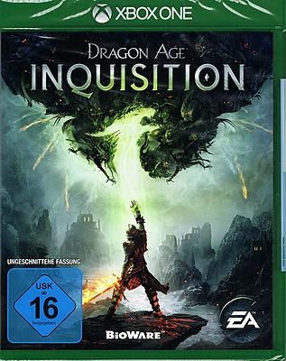 Einfach und sicher online bestellen: Dragon Age 3: Inquisition in Österreich kaufen.