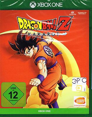 Einfach und sicher online bestellen: Dragon Ball Z: Kakarot in Österreich kaufen.