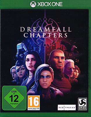 Einfach und sicher online bestellen: Dreamfall Chapters in Österreich kaufen.