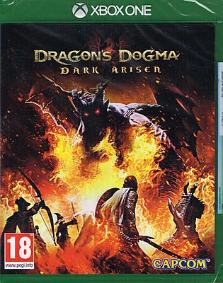 Einfach und sicher online bestellen: Dragons Dogma Dark Arisen HD (EU-Import) in Österreich kaufen.