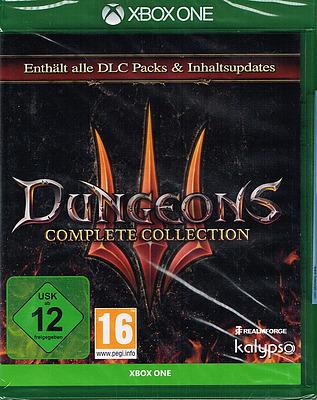 Einfach und sicher online bestellen: Dungeons 3 Complete Collection in Österreich kaufen.