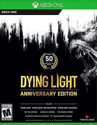 Einfach und sicher online bestellen: Dying Light Anniversary Edition (US-Import) in Österreich kaufen.