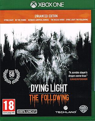 Einfach und sicher online bestellen: Dying Light: The Following Enhanced Edition (AT) in Österreich kaufen.