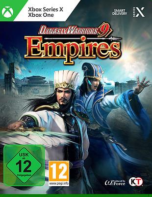 Einfach und sicher online bestellen: Dynasty Warriors 9 Empires in Österreich kaufen.