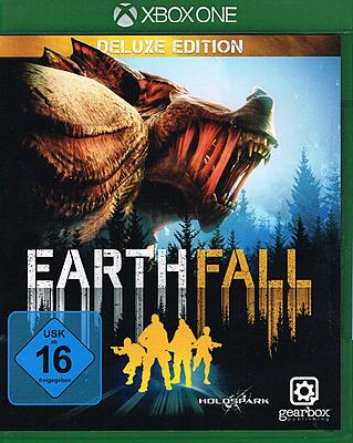 Einfach und sicher online bestellen: Earthfall Deluxe Edition in Österreich kaufen.