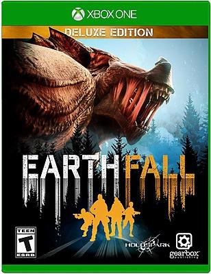 Einfach und sicher online bestellen: Earthfall Deluxe Edition (US-Import) in Österreich kaufen.
