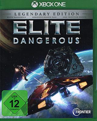 Einfach und sicher online bestellen: Elite: Dangerous Legendary Edition in Österreich kaufen.