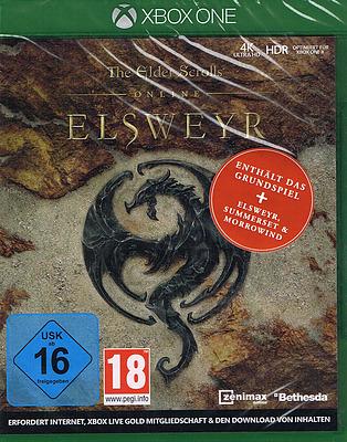Einfach und sicher online bestellen: The Elder Scrolls Online Elsweyr in Österreich kaufen.