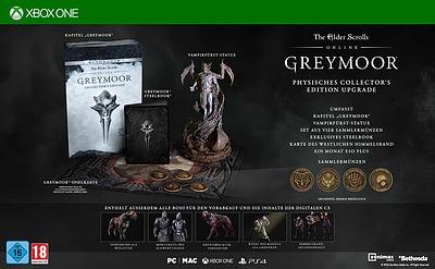 Einfach und sicher online bestellen: The Elder Scrolls Online Greymoor CE Upgrade in Österreich kaufen.
