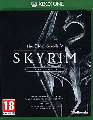 Einfach und sicher online bestellen: Elder Scrolls V: Skyrim Special (AT) in Österreich kaufen.