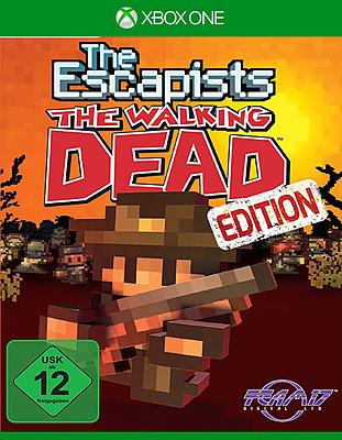 Einfach und sicher online bestellen: The Escapists - Walking Dead Edition in Österreich kaufen.