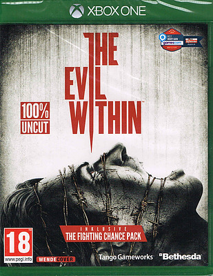 Einfach und sicher online bestellen: The Evil Within + 5 DLCs (AT-PEGI) in Österreich kaufen.