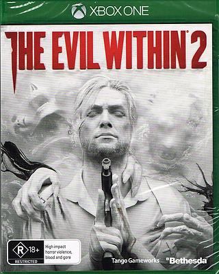 Einfach und sicher online bestellen: The Evil Within 2 (Englisch) in Österreich kaufen.