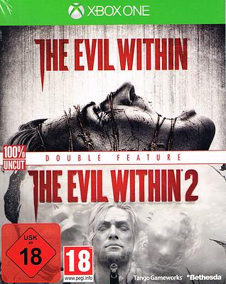 Einfach und sicher online bestellen: The Evil Within Double Feature in Österreich kaufen.