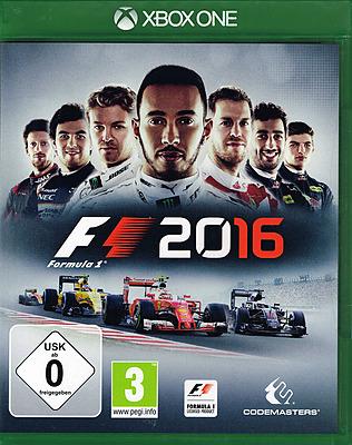 Einfach und sicher online bestellen: F1 2016 in Österreich kaufen.