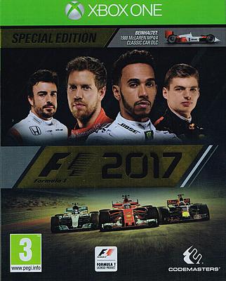 Einfach und sicher online bestellen: F1 2017 Special Edition  in Österreich kaufen.