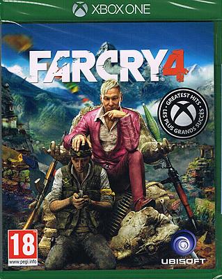 Einfach und sicher online bestellen: Far Cry 4 (AT-PEGI) in Österreich kaufen.