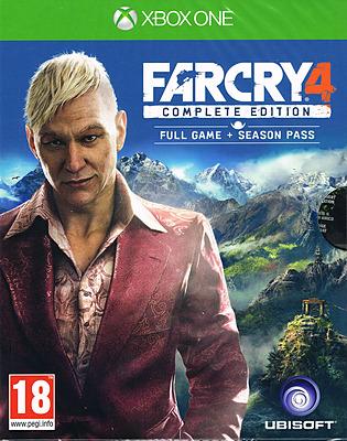 Einfach und sicher online bestellen: Far Cry 4 Complete Edition (AT-PEGI) in Österreich kaufen.
