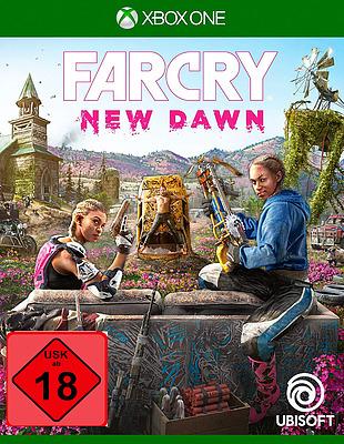 Einfach und sicher online bestellen: Far Cry New Dawn + DLC (AT-PEGI) in Österreich kaufen.
