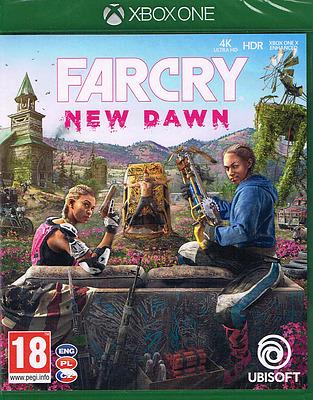 Einfach und sicher online bestellen: Far Cry New Dawn (PEGI) in Österreich kaufen.