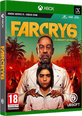 Einfach und sicher online bestellen: Far Cry 6 (AT-PEGI) in Österreich kaufen.