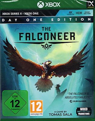 Einfach und sicher online bestellen: The Falconeer Day One Edition in Österreich kaufen.