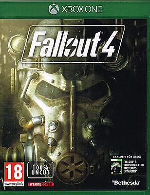 Einfach und sicher online bestellen: Fallout 4 D1 Edition + Poster (AT-PEGI) in Österreich kaufen.