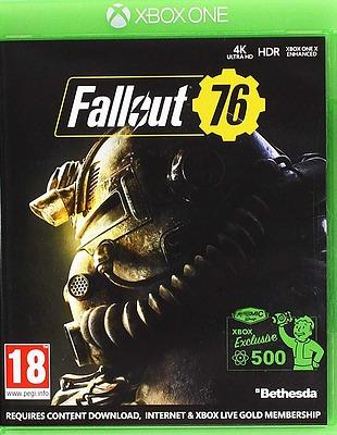 Einfach und sicher online bestellen: Fallout 76 (PEGI) in Österreich kaufen.