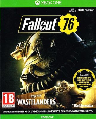 Einfach und sicher online bestellen: Fallout 76 Wastelanders in Österreich kaufen.