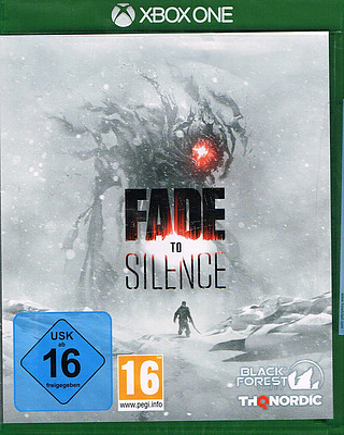 Einfach und sicher online bestellen: Fade to Silence in Österreich kaufen.