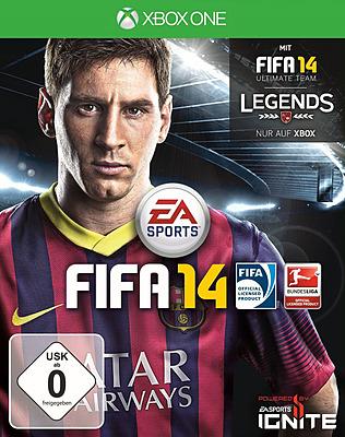 Einfach und sicher online bestellen: FIFA 14 in Österreich kaufen.