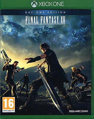 Einfach und sicher online bestellen: Final Fantasy XV D1 Edition + Day 1 DLC (AT-PEGI) in Österreich kaufen.