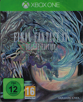 Einfach und sicher online bestellen: Final Fantasy XV Deluxe Edition + 3 DLCs (AT-PEGI) in Österreich kaufen.