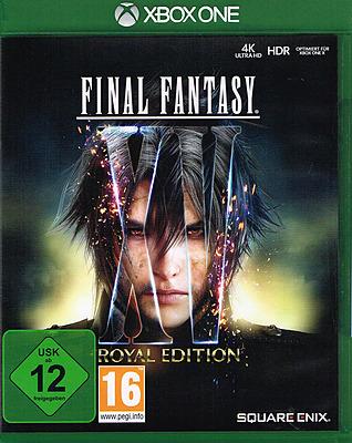 Einfach und sicher online bestellen: Final Fantasy XV Royal Edition in Österreich kaufen.
