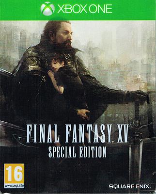 Einfach und sicher online bestellen: Final Fantasy XV Steelbook Edition (AT-PEGI) in Österreich kaufen.