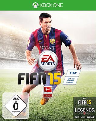 Einfach und sicher online bestellen: FIFA 15 in Österreich kaufen.