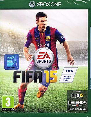 Einfach und sicher online bestellen: FIFA 15 (Englisch) in Österreich kaufen.