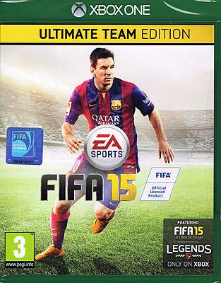 Einfach und sicher online bestellen: FIFA 15 Ultimate Team (EU-Import) in Österreich kaufen.