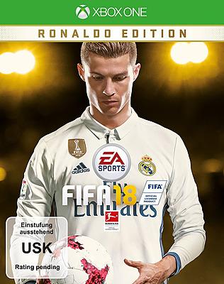 Einfach und sicher online bestellen: FIFA 18 Ronaldo Edition in Österreich kaufen.