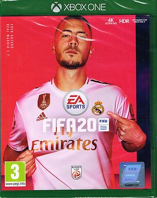 Einfach und sicher online bestellen: FIFA 20 (AT-PEGI) in Österreich kaufen.