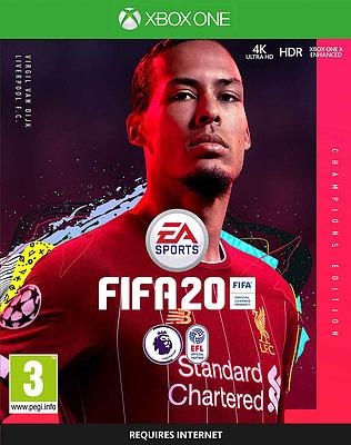 Einfach und sicher online bestellen: FIFA 20 Champions Edition + 14 Boni in Österreich kaufen.