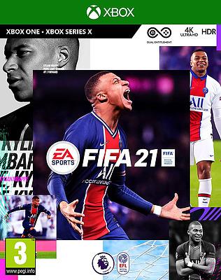 Einfach und sicher online bestellen: FIFA 21 (AT-PEGI) in Österreich kaufen.