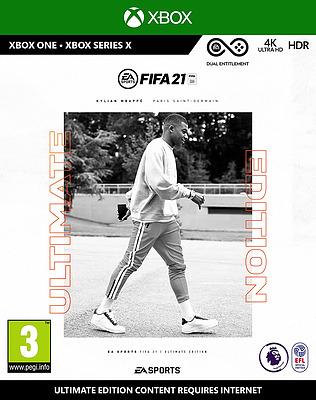 Einfach und sicher online bestellen: FIFA 21 Ultimate Edition (PAL) in Österreich kaufen.