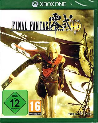Einfach und sicher online bestellen: Final Fantasy Type-0 HD in Österreich kaufen.