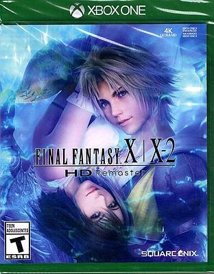 Einfach und sicher online bestellen: Final Fantasy X/X-2 HD Remaster (US-Import) in Österreich kaufen.